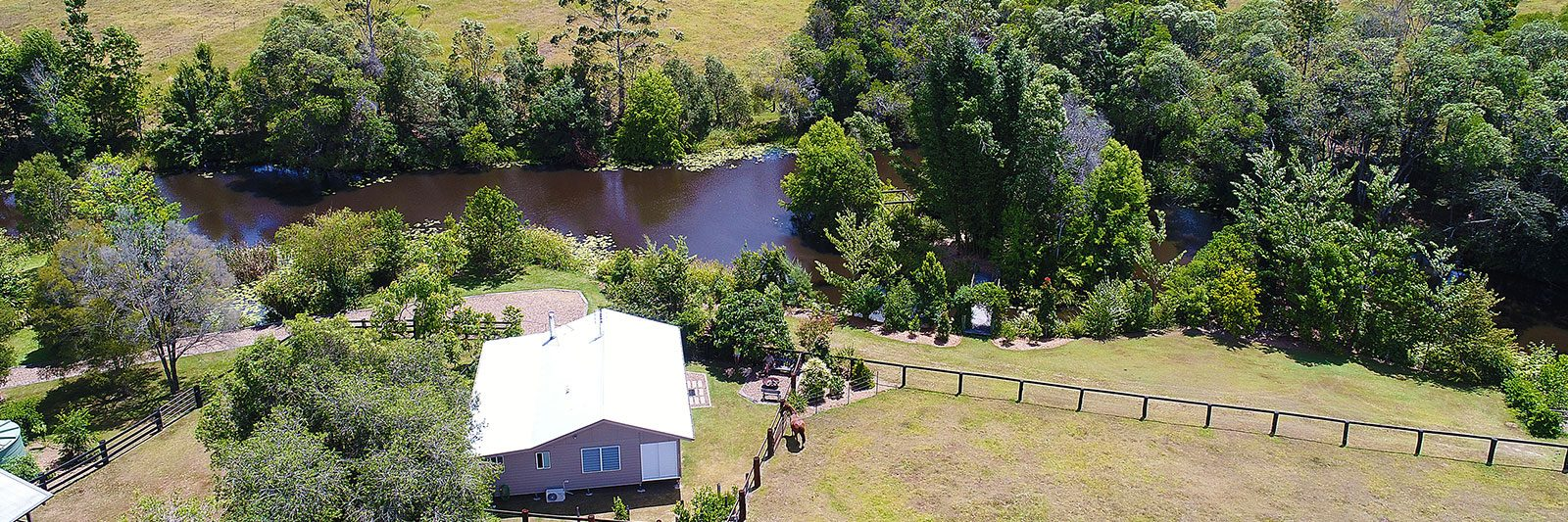 Wild Duck Farm – Sunshine Coast Hinterland Farm Stays